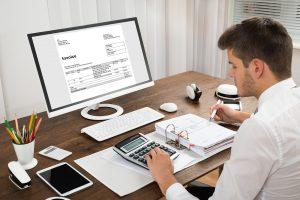 Dịch vụ kế toán tại nhà phải sử dụng thành thạo vi tính văn phòng như Excel, Access,