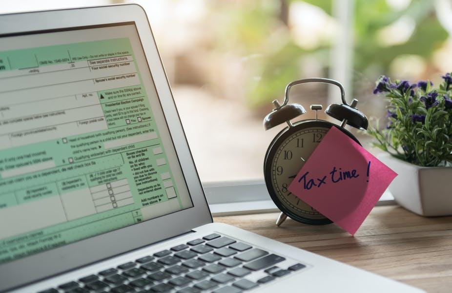 Dịch vụ kế toán quận Gò Vấp nộp báo cáo thuế lên cơ quan thuế theo đúng quy định