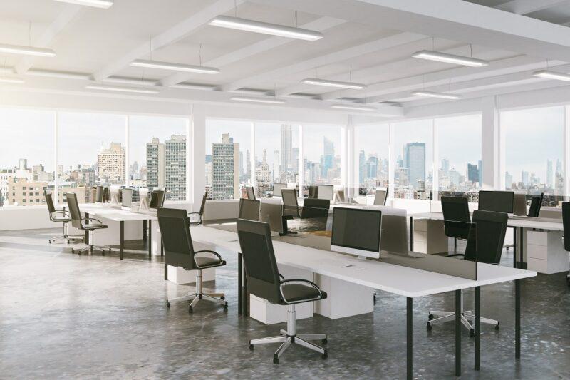 Công ty cho thuê chỗ ngồi làm việc uy tín