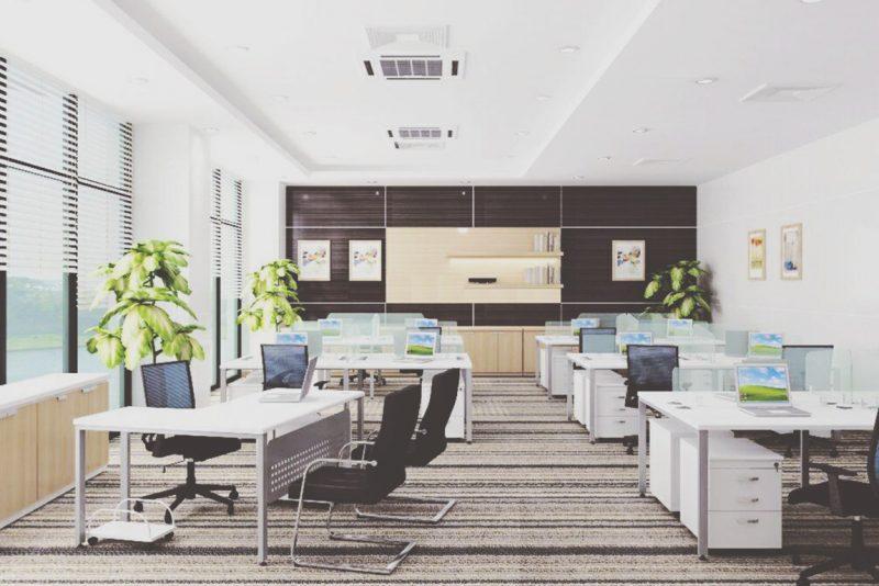 văn phòng chia sẻ full nội thất