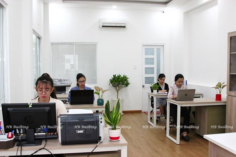 đội ngũ nhân viên kế toán công ty